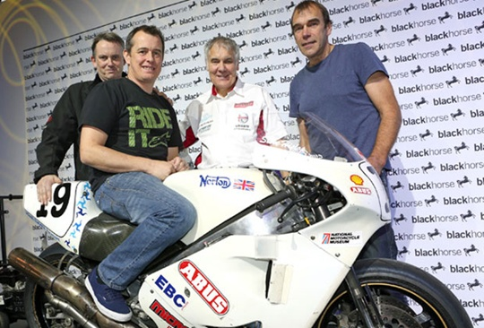 Norton to be Key Feature of 2015 Classic TT Races